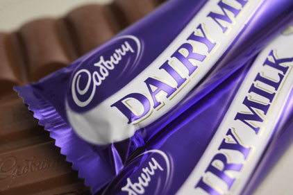 Cadbury: brings in Danone's Datson