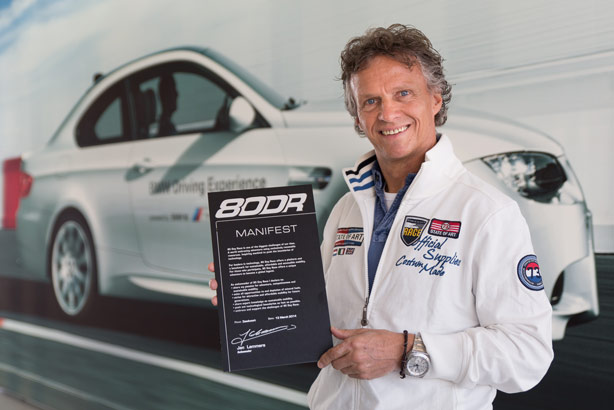 The 80 Day Race: backed by ex-Formula 1 driver Jan Lammers