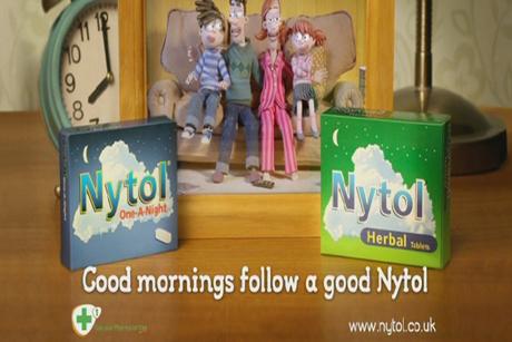 Nytol: Part of the Omega Pharma porfolio