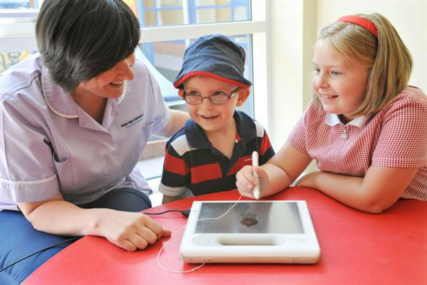 Hospital appointment: Alder Hey calls in Edelman