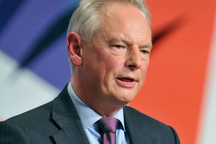 Presiding over cuts: Francis Maude