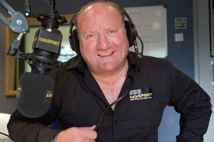 Alan Brazil's Nuts: The snacks will launch next month