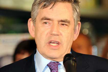 High demands: Gordon Brown's ex-aides are looking for work