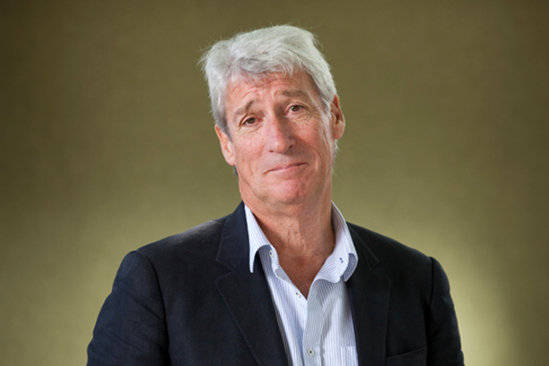Jeremy Paxman: presented Newsnight for 25 years