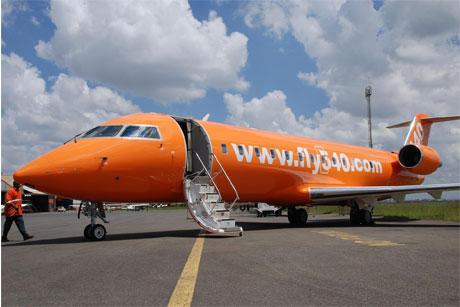 Kenya Fly540: Became FastJet