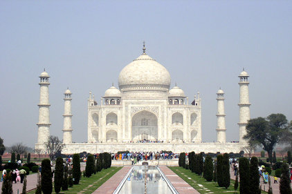 Taj Mahal: Indian Tourist Board targets UK