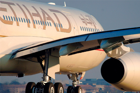 Etihad Airways: appointed Bell Pottinger