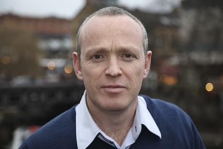 Matt Baker: 'media is the world that I know'