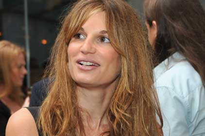 Profile power: Jemima Khan