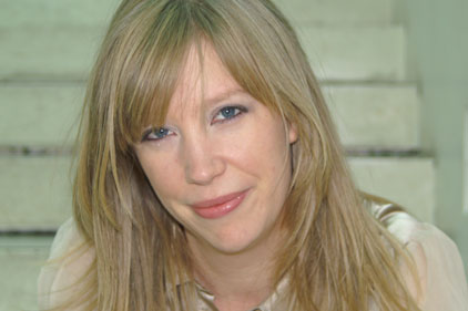 Departure: Claire Martin leaves Ruder Finn