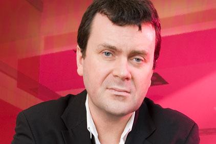 C&W's global corporate affairs head: Geoff Beattie