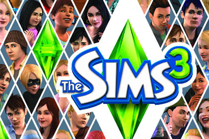 Popular Electronic Arts title: The Sims