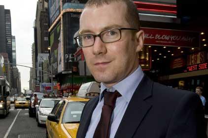 Expanding firm: Chris McShane