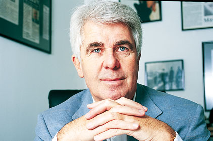 Max Clifford: taken on by city trader