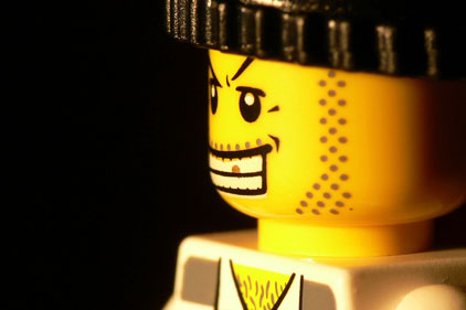 Lego: calls in comms help
