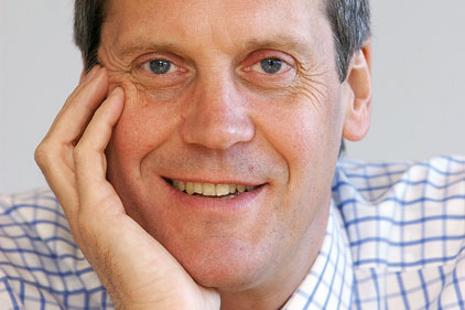Nigel Kennedy: leaving Communication Group