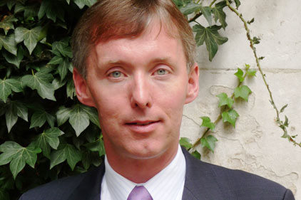 Newly appointed: Iain Wilton