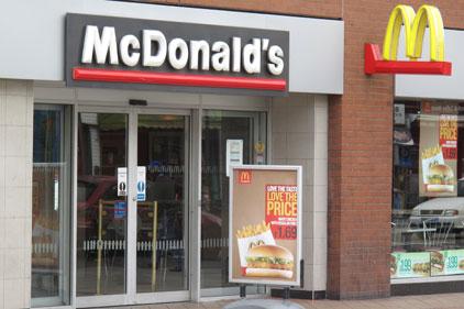 McDonald's: twitter trouble
