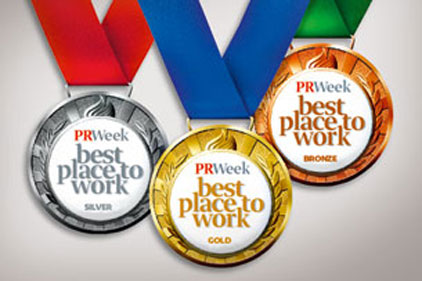 Survey open: PRWeek's Best Places to Work