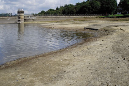 TLG: support to Seven Trent over droughts