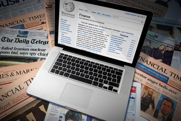 Research: Eighty per cent of journalists rely on Wikipedia data