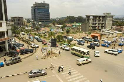 Ethiopian capital: Addis Ababa
