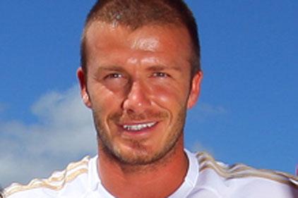 David Beckham: angered fans