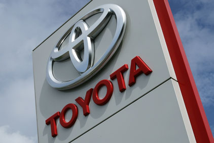 'Truly sorry': Toyota's commercial director Jon Williams