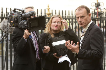 Speaking out: Andrew Marr