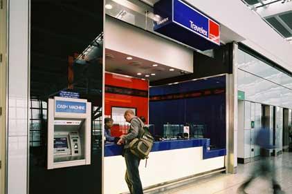 Bosses mulling over account bids: Travelex