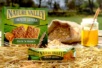 Fresh comms support: Nature Valley