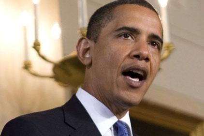 Barack Obama: praised at conference