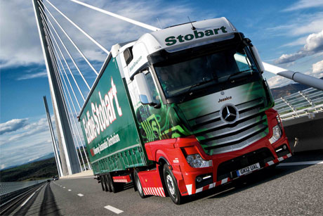 Hauliers: Eddie Stobart is part of the Stobart Group