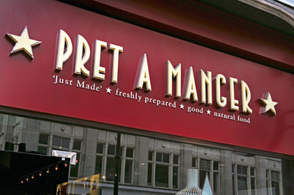 Expanding in the UK and launching in France: Pret