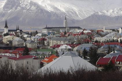 Reykjavik, Iceland's capital and economic hub
