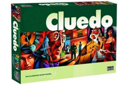 60th birthday: Cluedo