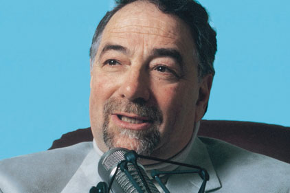 Michael Savage: barred from the UK