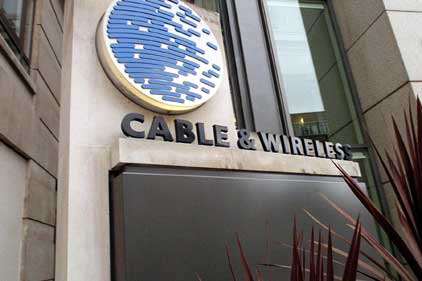 Appointed: FD for Cable & Wireless brief