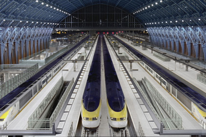 Changing track: Eurostar uses Alstom's rolling stock