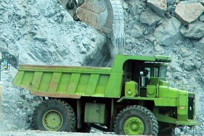 Mining: firm faces revolt