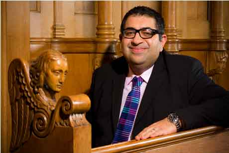 View from the pew: Arun Arora