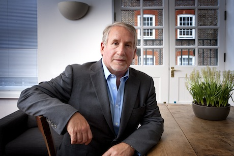 Simon Kelner: former Independent editor-in-chief (credit Colin Stout)