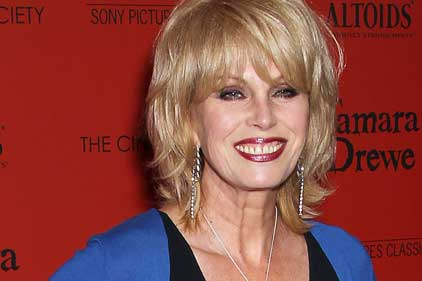 Joanna Lumley: top target for Lib Dem campaigners