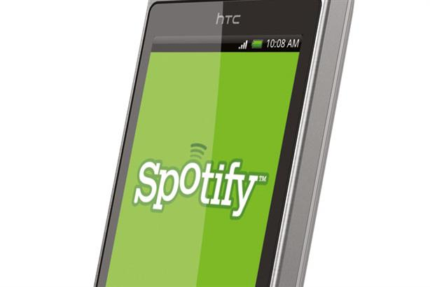 Spotify: calls in consumer help
