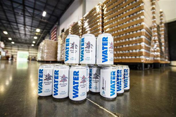 Shortlisted: Turning Beer into Water campaign for Anheuser-Busch