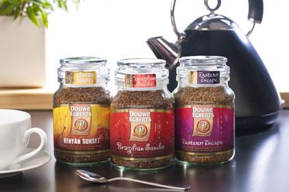 Douwe Egberts: UK's third largest coffee supplier