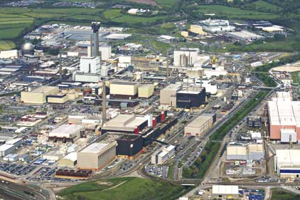 New comms role for Gordon Welsh: Sellafield