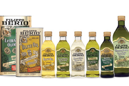 Filippo Berio: the Italian food brand
