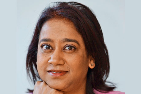 """Tanya Joseph: """"The aim for a productive approach - what are the real reasons we're not attracting those from diverse backgrounds?"""""""