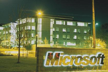 Microsoft: appoints Weber Shandwick